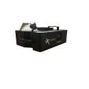 EXTREME FOGGY GEYSER 15-243 MACCHINA DEL FUMO 1500 WATT DMX 24 LED RGB 3 WATT GETTO VERTICALE TIPO C