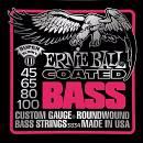 Ernie Ball 3834 COATED SLINKY BASS 45-100