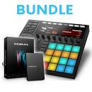 Native Instruments Bundle Maschine MK3 + Komplete 11 - Groove Box + Soundbank / Vst + Effetti
