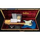 Fender Custom Shop Stratocaster 57 HSS Relic Aqua Marine 2013 Used Perfect Condition