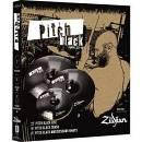 Zildjian SET 4 PIATTI PITCH BLACK PRO 22,18,HH15! SOTTOCOSTO FUORI TUTTO!