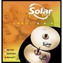 """SET PIATTI Solar by Sabian EFFECTS PACK - 10"""" - 18"""""""