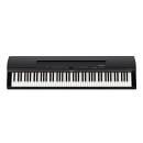 YAMAHA PIANO DIGITALE P255 NERO