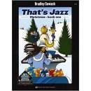 That's Jazz Christmas book oneBradley SowashKjos Music