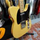 FENDER - TELECASTER CLASSIC PLAYER BAJA BLONDE .