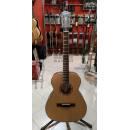 Fender PM TE Travel Standard chitarra acustica Natural
