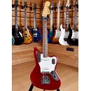 Fender Mexico Road Worn '60 Jaguar Candy Apple Red