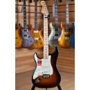 Fender American Professional 2017 Stratocaster Lefty Maple Fingerboard 3 Color Sunburst