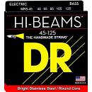 DR STRINGS MR5-45 HI-BEAMS  45/125 MUTA PER BASSO 5 CORDE  SPEDITO GRATIS!
