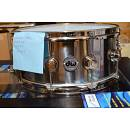 DW Drums Collector's Steel Acciaio Inox con hardware Nickel 14x6,5
