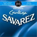 Muta Corde Chitarra Classica Savarez 510cj Set Tensione Forte