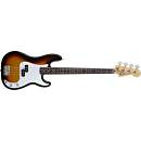 Fender STANDARD PRECISION BASS BSB ROSEWOOD FINGERBOARD, BROWN SUNBURST