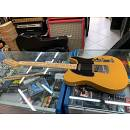 FENDER PLAYER TELECASTER BUTTERSCOTCH BLONDE Ex demo praticamente NUOVA