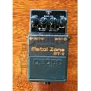 Boss effetto a distorsione per chitarra Metal Zone MT-2 -USATO IN GARANZIA-