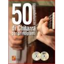 Edizioni musicali TAZZINO 50 ACCOMP.D/CHIT.X PRINC.+DVD+CD -ML3598-