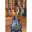 PRS Paul Reed Smith SC 58 Stripped Faded Blue Burst
