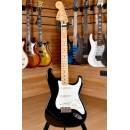 Fender Mexico Jimi Hendrix Stratocaster Maple Fingerboard Black