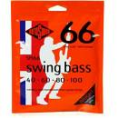 ROTOSOUND SM66 SWING BASS 66 STAINLESS STEEL HYBRID MUTA CORDE PER BASSO 4 CORDE 40/100