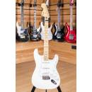 Fender Mexico Jimi Hendrix Stratocaster Maple Fingerboard Olympic White