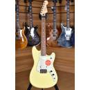 Fender Mexico Duo-Sonic HS Pau Ferro Fingerboard Canary Diamond