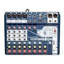Soundcraft Notepad 12fx - Mixer Analogico Usb 12 Canali, 4 Mic Input, Alimentazione Phantom, Effetti