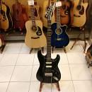 Chitarra elettrica Epiphone tipo Stratocaster