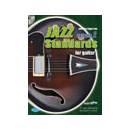 Edizioni musicali ONGARELLO JAZZ STANDARDS X GUITAR VL.2+C -ML2901-