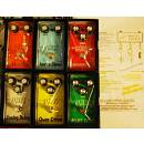 Giannini AXCESS BY GIANNINI DS-101 DISTORTION TRUE BY-PASS.Spedizione Inclusa