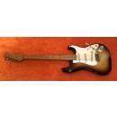 Fender Stratocaster 1958 Original Vintage Excellent Condition 3 Tone Sunburst