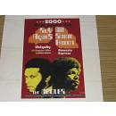 Gil Scott Heron/Roy Ayers poster Americano anni 1999