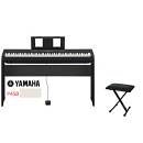 YAMAHA P45B - PIANOFORTE DIGITALE Full Optional SPEDIZIONE GRATUITA