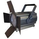 EXTRME TSL200 RGBWW FARO DA TEATRO A LED WASH RGB + WARM WHITE LUCE CALDA 200 WATT DMX + BARNDOORS I