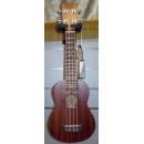 Soundsation - Maui Pro - MPUK-110M - Ukulele Soprano con Borsa