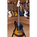 Squier (by Fender) Vintage Jaguar Bass 3 Color Sunburst