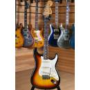 Fender Mexico Classic Series Stratocaster '70s Rosewood Fingerboard 3 Color Sunburst