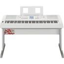 YAMAHA DGX660 WH PIANOFORTE DIGITALE 88 TASTI EX DEMO