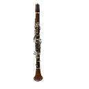 EXTREME JBCLBB-18-RS CLARINETTO PROFESSIONALE SIb 18 IN PALISSANDRO CON CHIAVI PLACCATE IN ARGENTO D