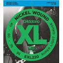 Daddario - EXL220 Nickel Wound Bass Super Light 40-95 Long Scale