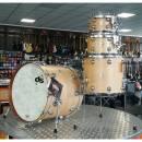 Batteria Acustica DS Drum Rebel 22-10-12-16 Natural Hybrid Maple