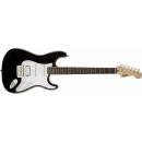 Squier by Fender Bullet Strat w/tremolo HSS Laurel fingerboard Black