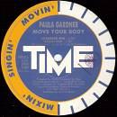 Paula Gardner – Move Your Body VINILE COME NUOVO