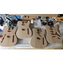 Factory Guitars: BODY VARIE ESSENZE