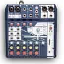 Soundcraft NOTEPAD-8FX MIXER