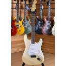 Squier (by Fender) Contemporary Stratocaster JV Made in Japan Rosewood Fingerboard Pearl Vintage Whi