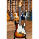 Fender American Original '60s Stratocaster Rosewood Fingerboard 3 Tone Sunburst
