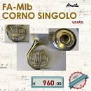 Amati FA-MIB CORNO SINGOLO USATO