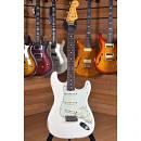 Fender Custom Shop Stratocaster '64 LTD NAMM Relic Aged Olympic White