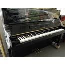 YAMAHA U1 PIANO PIANOFORTE VERTICALE ACUSTICO RIGENERATO 121CM NERO LUCIDO OCCASIONE USATO IN GARANZ