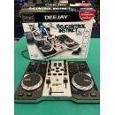 Hercules DJ Control Instinct S CONTROLLER DIGITALE A DOPPIO BANCO PER DJ