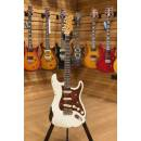 Fender Custom Shop 60 Heavy Relic Roasted Poblano Aged Olypic White 3 Color Sunburst Limited Edition
